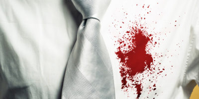 Dry Cleaning Tip: 5 Ideas To Remove A Blood Stain